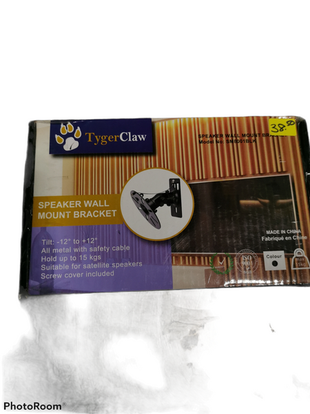 Tyger Claw speaker wall mount bracker
