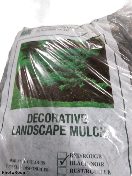 Eco Wood Product Decorative Mulch
