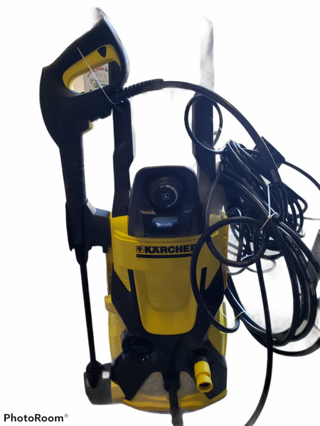 K'archer pressure washer LIGHTLY USED/OUT OF BOX