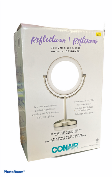 Reflections Designer LED Mirror