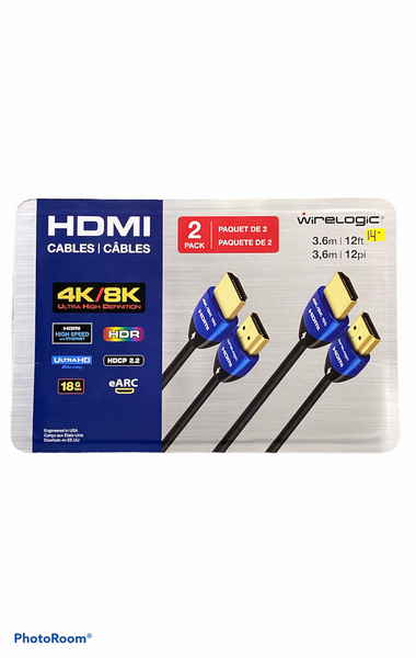 Wire Logic HDMI Cables