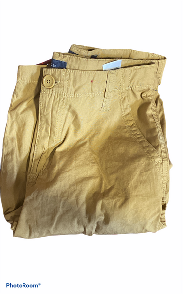 Tommy Hilfiger Kids khaki shorts
