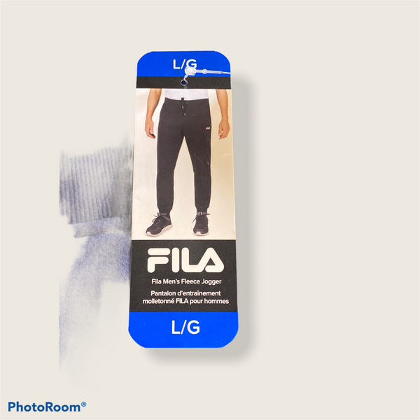 FILA Men's Fleece Jogger