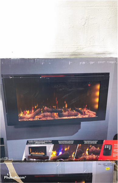 Classic Flame Fireplace
