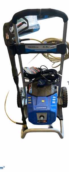 Powerstroke pressure washer
