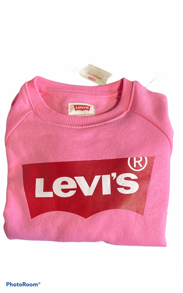 Levi's kid sweater pink