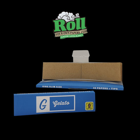 Promotional rolling paper