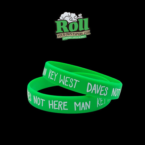 Promotional Custom Silicone Wrist Bands