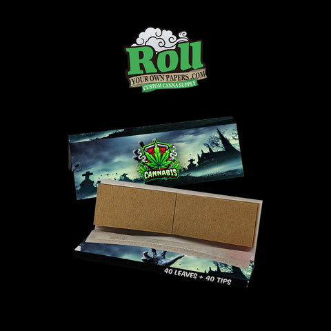 Cannabis Promotional Rolling Papers
