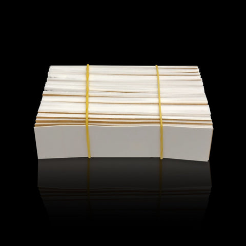 Bundle Rolling Paper with Pure Arabic Gum