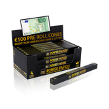 POWER PAPERS™ EUR€100 Pre Rolled Cones