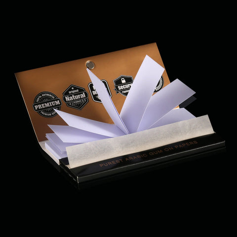 Custom Printed Booklets with Tips in Round Magnet Enclosure