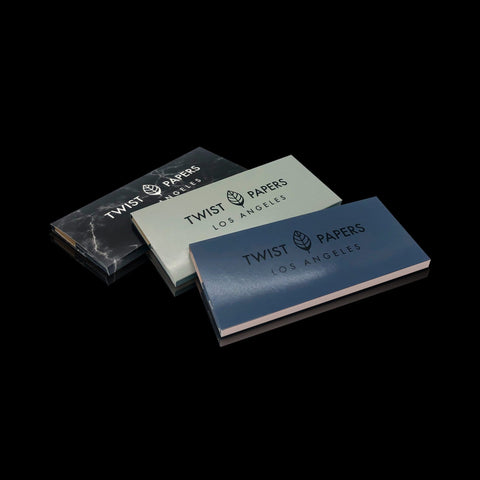 Custom Printed Booklets with Tips in Magnetic Strip Enclosure