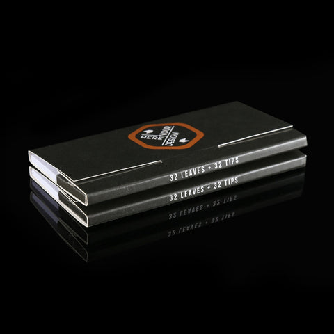 Custom Printed Reversible Tray Booklets with Tips