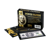 POWER PAPERS™ USD$100 Rolling Paper