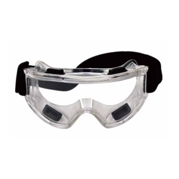 Curved Lens Goggles
