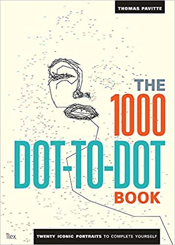 The 1000 Dot To Dot Book | Iconic Portraits