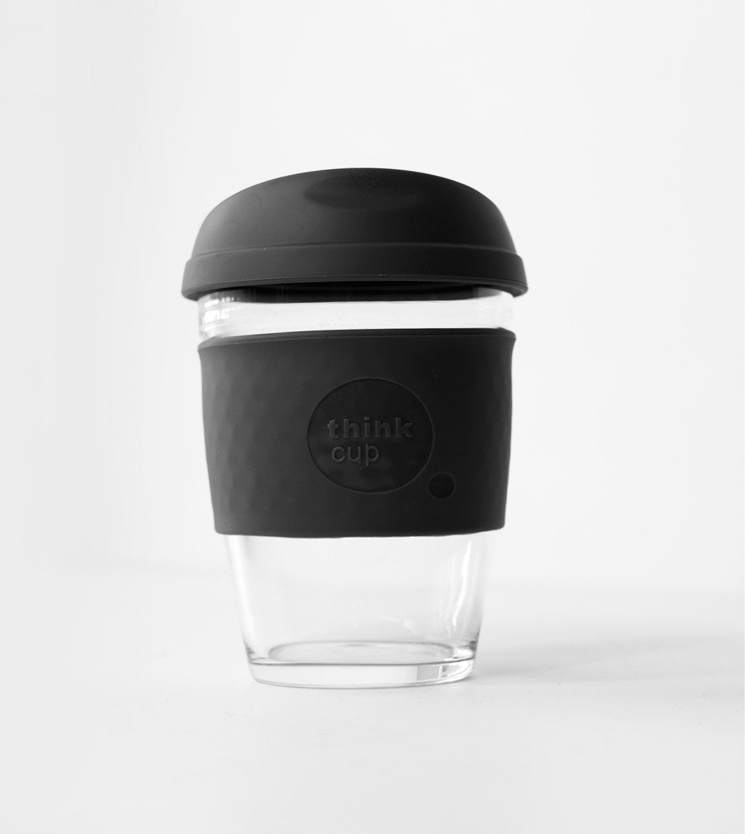 Reusable Cup 12oz | Charcoal