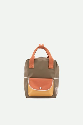 Small Backpack - Wanderer - Seventies Green