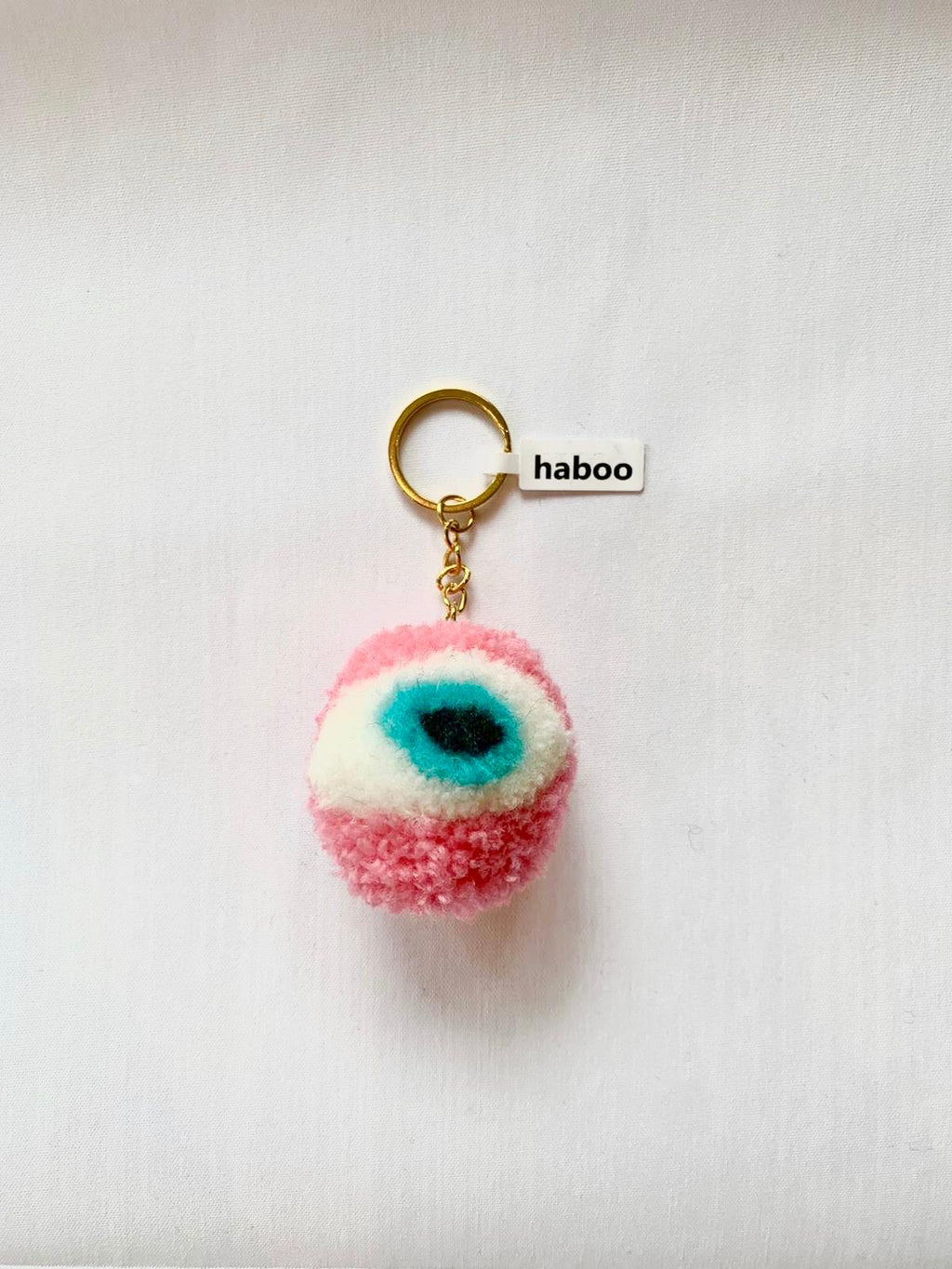 Eyeball Keyring | More Colours Available