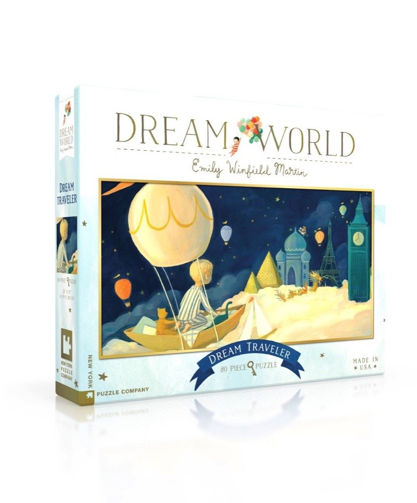 Dream Traveller 80 Piece Puzzle