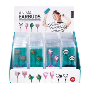 Animal Earbuds (Dinosaur)