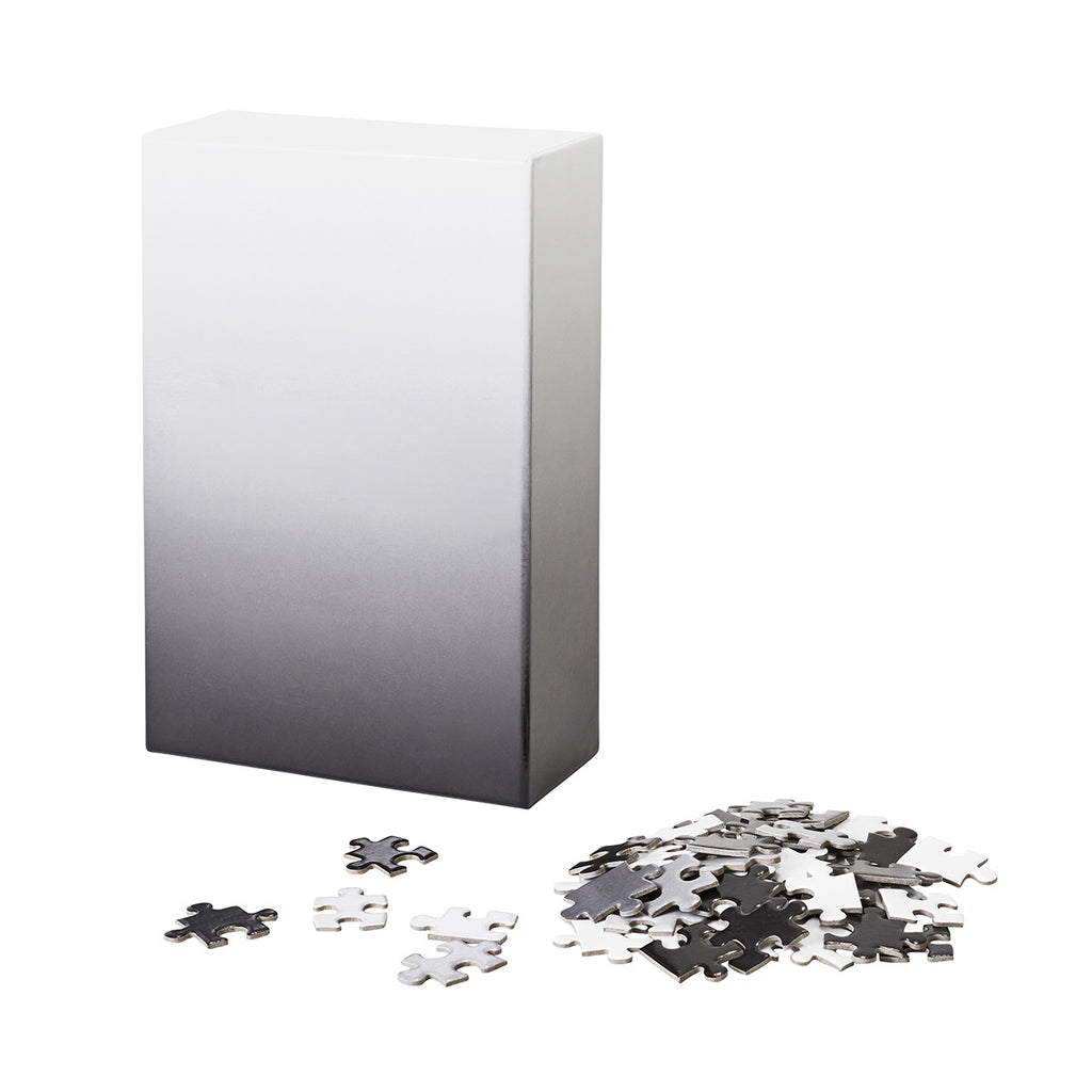 Black White | Gradient Jigsaw Puzzle