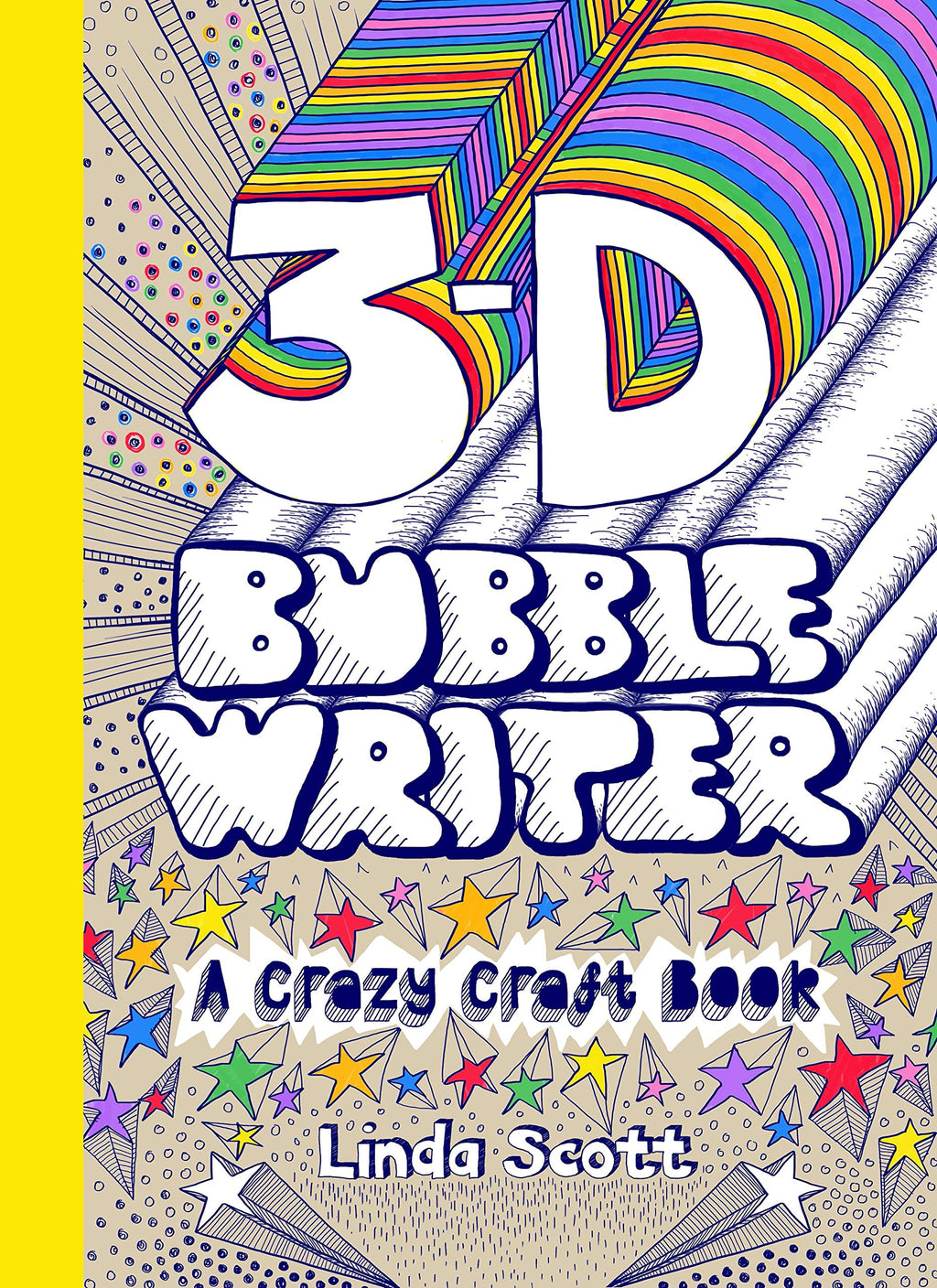 3D Bubble Writer Crazy Craft Book