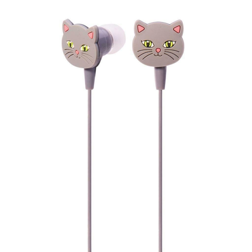 Animal Earbuds (Cat)
