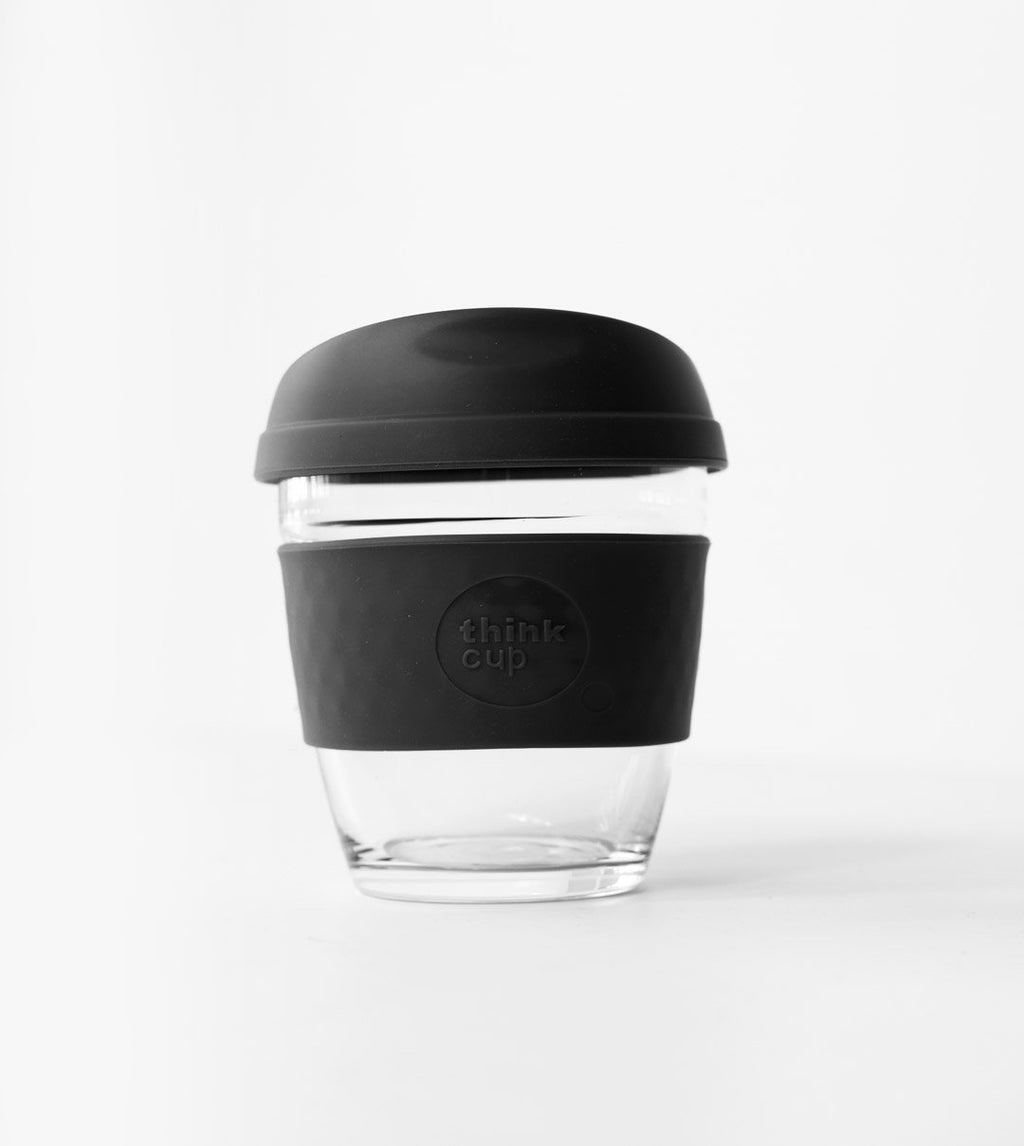 Reusable Cup 8oz | Charcoal