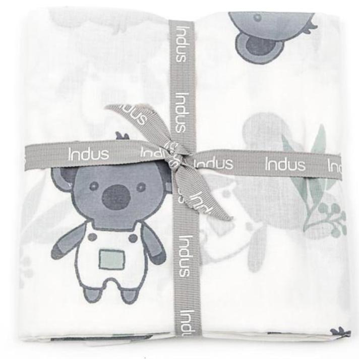 Clancy Koala Baby Wrap
