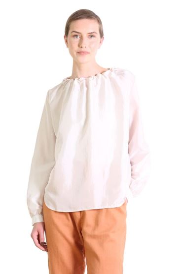 Da Vinci Blouse | Cream
