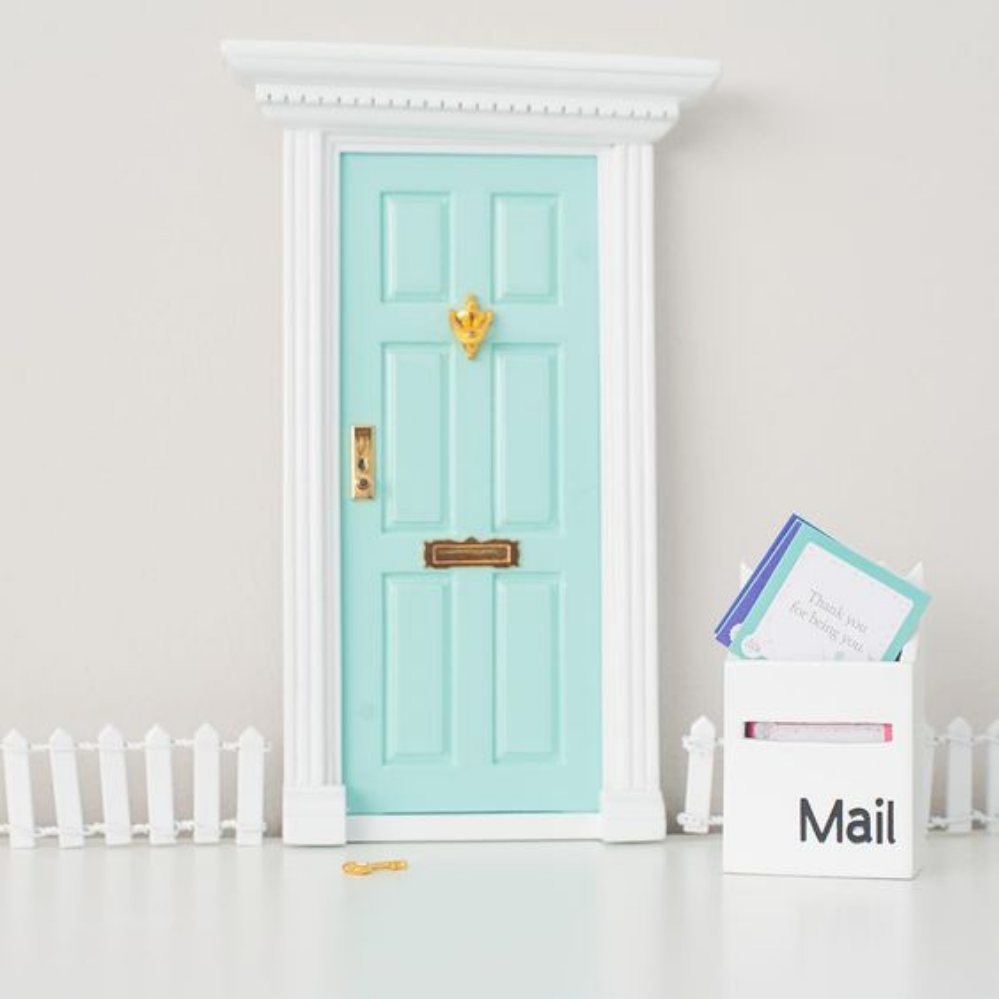 Lil' Fairy Door | Pale Blue