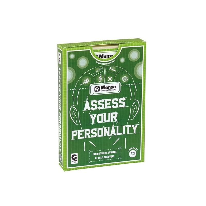 Mensa Test | Personality Assessment