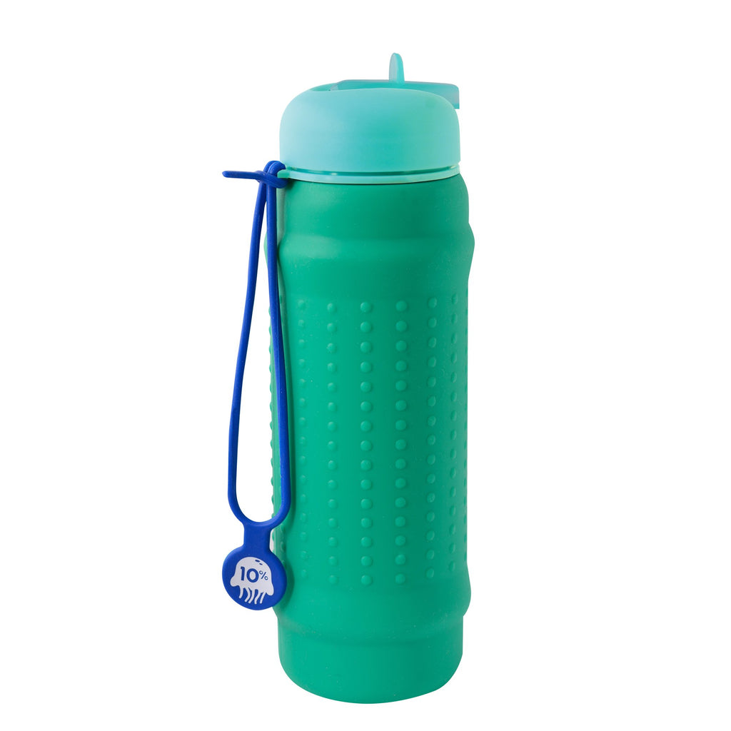 Rolla Bottle | Green/Teal/Cobalt