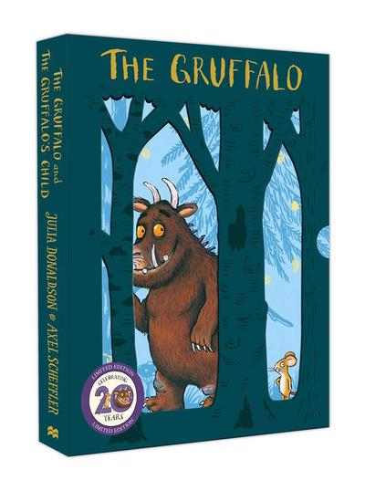 Gruffalo 20th Anniversary Slip Case