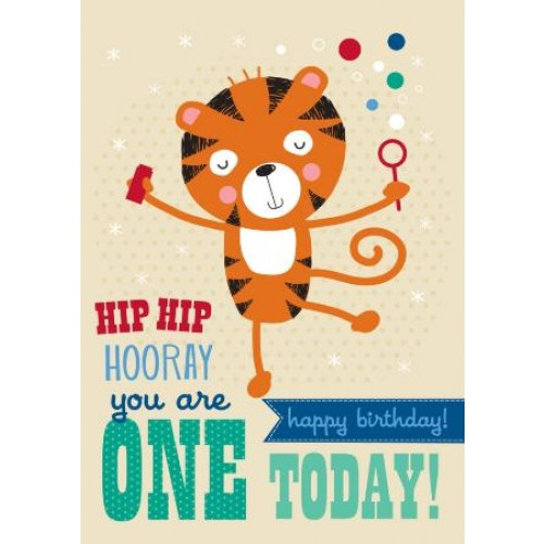 One Today! Tiger