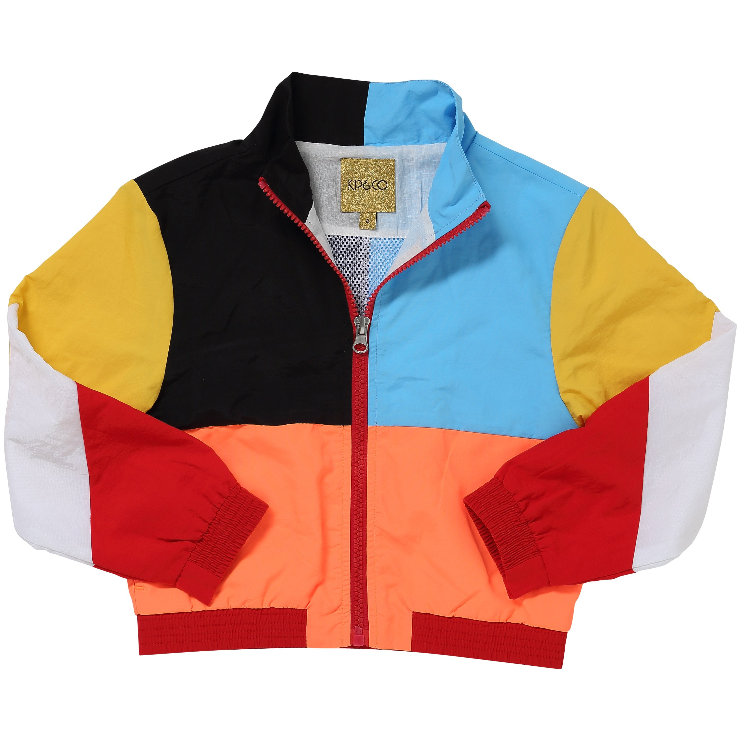 Racer Spray Jacket