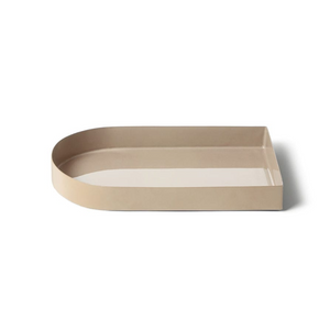 Arc Tray Medium | Sand