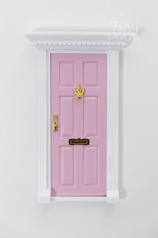 Ultimate Lil' Fairy Door | Lilac