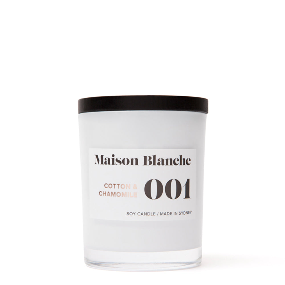 Medium Soy Candle | More Scents Available