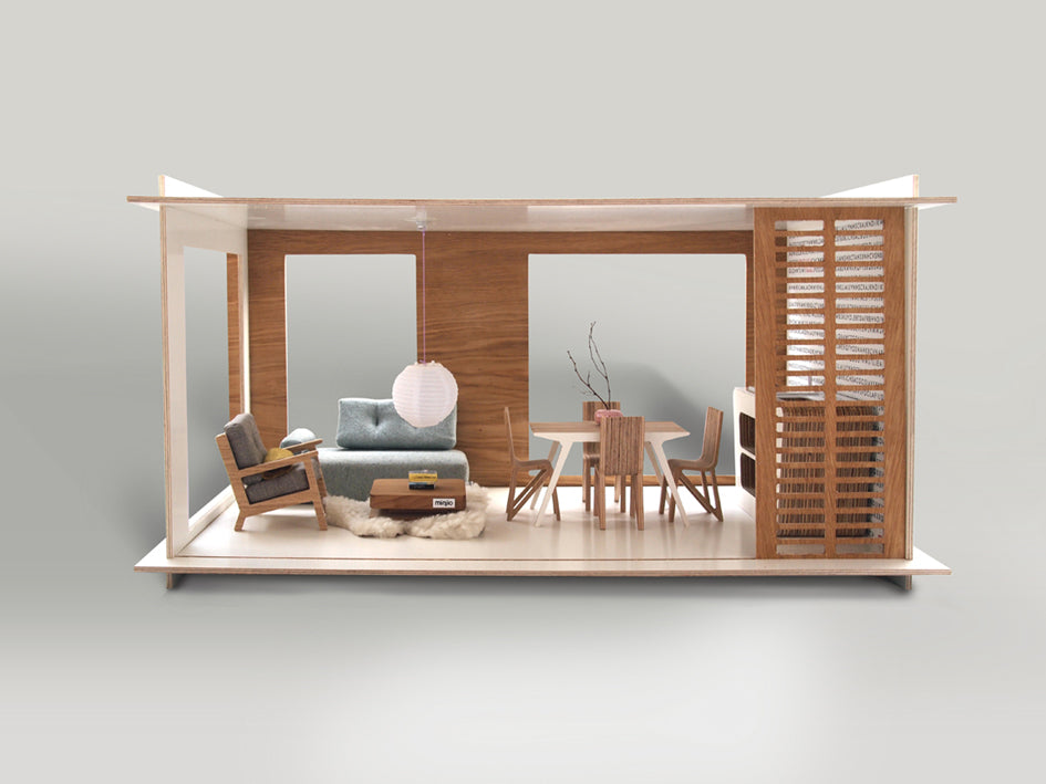 Modern Dolls House | Small