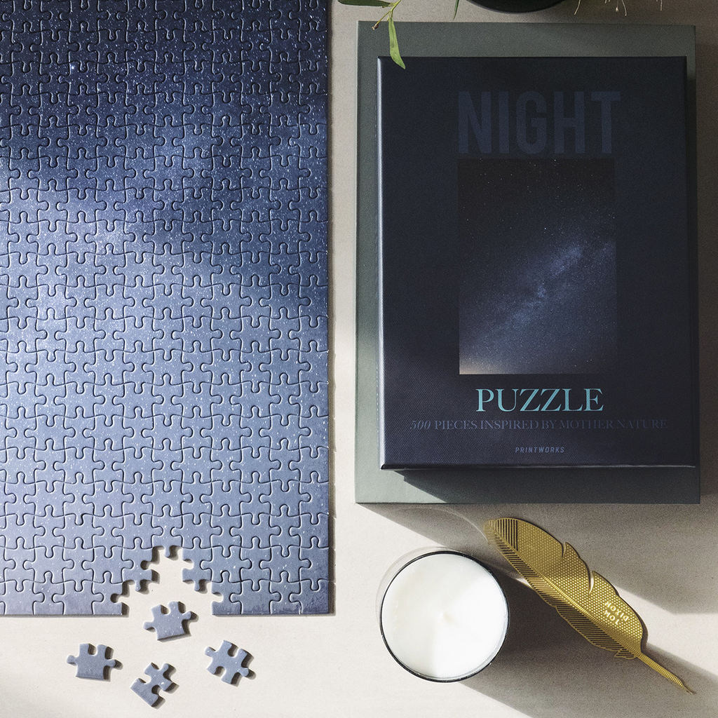 500 Piece Puzzle | Night