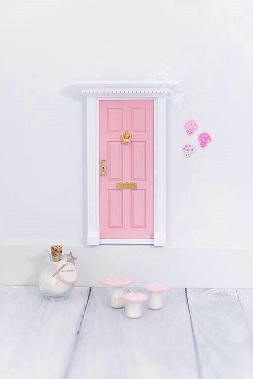Lil' Fairy Door | Blush
