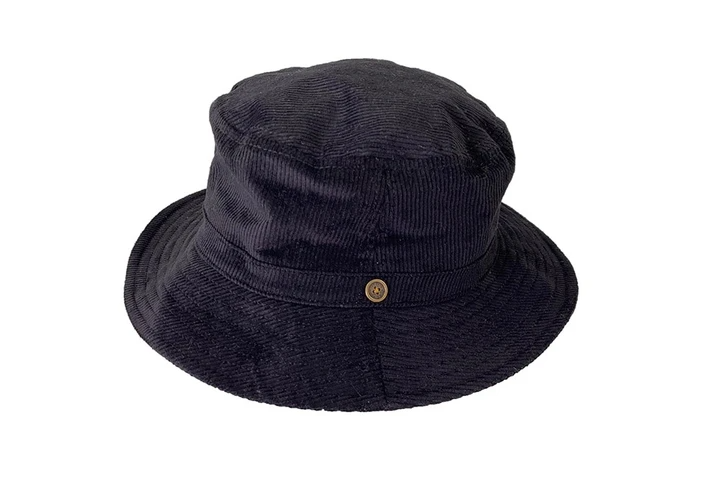 """The Saturday"" Corduroy Bucket Hat 
