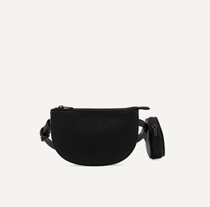 toho belt bag | black