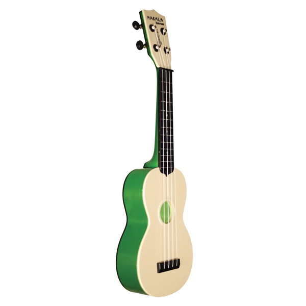 Translucent Green Ukulele
