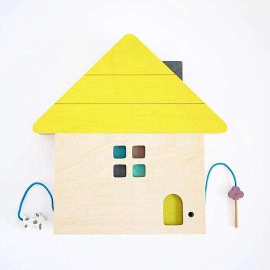Tsumiki | Building Block Wooden House