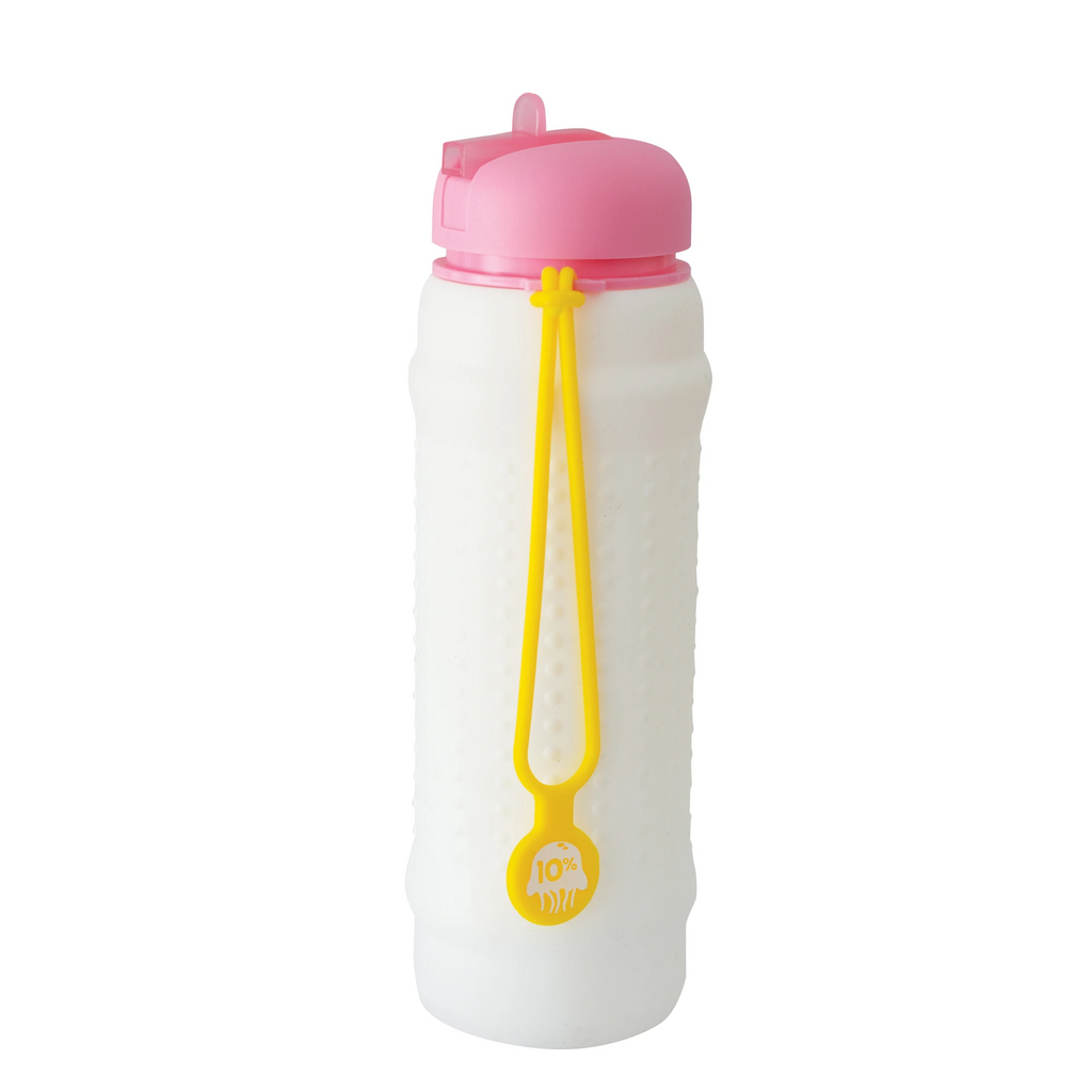 Rolla Bottle | White/Pink/Yellow