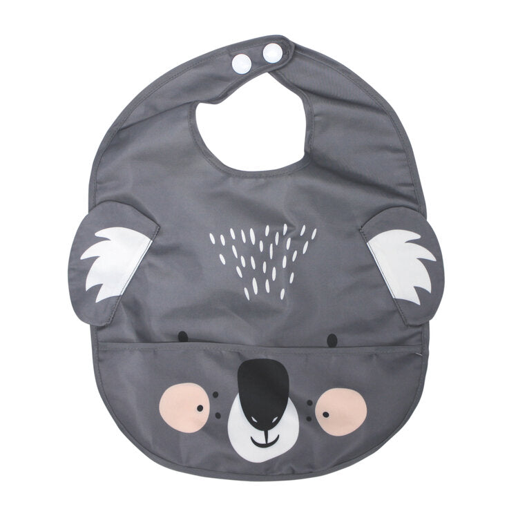 Wipeable Feeding Bib | Koala
